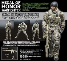 Medal of Honor Warfighter Action Figure Playarts Tom Preacher Square Enix