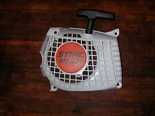 Stihl MS271 Pull Start Assembly, OEM, off of New Saw, not EZ Start, fits MS291
