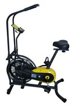 F4H One4all Air bike Fan Upright Exercise Bike Fitness cross trainer compact