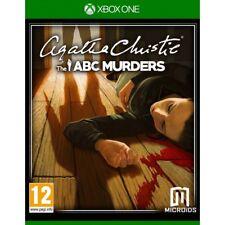 Agatha Christie The ABC Murders - Xb1