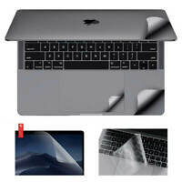 For MacBook Air Pro 13 15 16 3M Skin Vinyl Sticker Decal Cover Stealth Protector