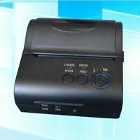 Impresora de tickets Bluetooth portatil 80mm ZJ8001 (Android)