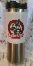 THE BARK BAR DENVER CO Stainless Steel Insulated 12 oz Travel Mug Coffee Cup