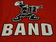 SHAKER High School BAND MASCOT T Shirt Never Worn Red FREE Shipping size Small