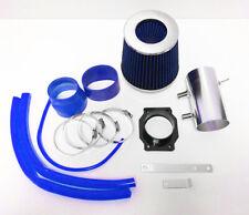 BLUE For 1999-2004 Nissan Xterra Frontier 3.3L V6 Air Intake System Kit + Filter