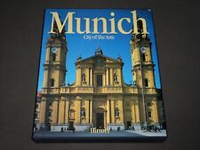 2007 MUNICH CITY OF THE HARDCOVER ARTS BOOK W/ SLIPCASE - FIRST EDITION - D 240
