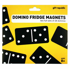 Gift Republic Dominoes Domino Refrigerator Fridge Magnets GR330027