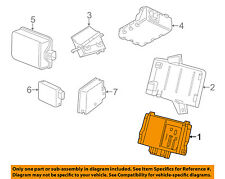Cadillac GM OEM 2016 CT6 Electrical-Module 23292872