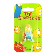 FIGURINE LES SIMPSON VIVID IMAGINATIONS BART SIMPSON 4,5 cm NEUF EMBALLE