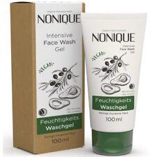 NONIQUE VEGAN Naturkosmetik Feuchtigkeitspflege Intensive Face Waschgel 100ml
