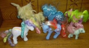 Assorted My Little Pony Figures Lot #1 - Some scuffs & Wear