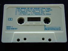 Peta Lowe - The Magic Of My Violin Tape Cassette (C7)