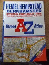 A. to Z. Street Atlas of Hemel Hempstead and Berkhamsted by Geographers' A-Z Map