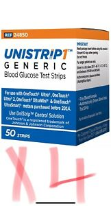 UniStrip 200 Test Strips Use w/ Onetouch Ultra Meters-Freaky Fast Shipping 👍