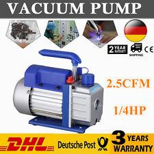 Pompe à vide Frigoriste étage installation de clim collage débullage 2.5C/FM