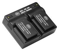 BM 2X LP-E12 Batteries & Dual Charger for Canon EOS M2 EOS M10 EOS M50 EOS M100