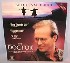 The Doctor Laser Disc - 2 Disc Set - New - FREE SHIPPING