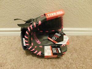 "Brand new Franklin Pink & Gray 10 1/2"" Tee ball fielding glove"