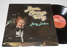 LARRY DALTON NM Brass Strings & Ivory Xian Light Records LS 5741 Gospel