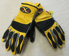 BOB DALE X-L 20-1-10614 EXTREME TACTICAL CLARINO KEVLAR EXTRICATION GLOVES