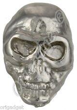 Loose Studs Skull Small Silver Bag of 10 Skull Stud Bts