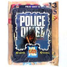 POLICE QUEST III THE KINDRED ERBE 1994 AVENTURA GRAFICA DISKETTE 3½ IBM MSDOS PC