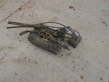 land rover discovery 2 td5 or v8 air suspension pump air compressor solenoids