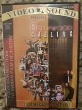 Bollywood Calling (January 2002 Issue), Film Magazine On DVD, Free Shipping