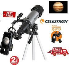 Celestron Travel Scope DX 70mm F6 AZ Refractor Telescope 22035 (UK Stock)
