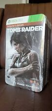 Tomb Raider - Collector's Edition (Microsoft Xbox 360, 2013)