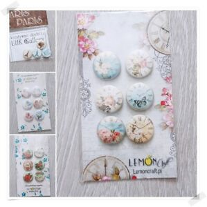 Lemoncraft UHK Gallery Self Adhesive Badges Cardmaking, Scrapbooking - SALE