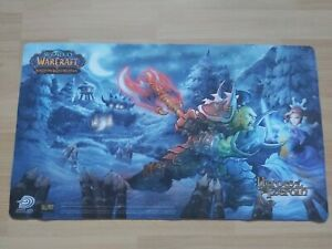 World of Warcraft Trading Card Game (WoW TCG) Heroes of Azeroth Spielmatte