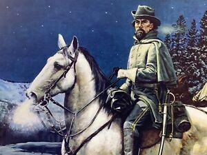 """No Surrender"" by Don Stivers, Nathan Bedford Forrest escapes Fort Donelson"