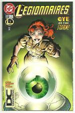Legionnaires 33 DC Universe Logo Variant January 1995 VF Condition  DCU