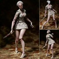 Max Factory Action Figure Series Figma SP-061 Bubble Head Nurse Silent Hill 2