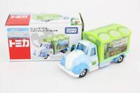 Tomica Takara Tomy Disney Motors The Good Dinosaur Japan Carry Diecast Toy Car