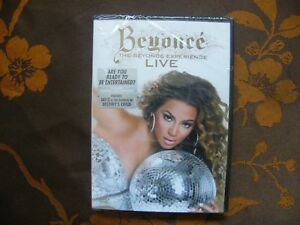 DVD BEYONCE - THE BEYONCE EXPERIENCE LIVE (2007)  NEUF SOUS BLISTER