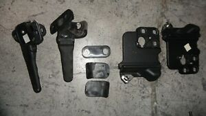 2005-2014 Ford Mustang Convertible TOP FRONT LOCKING LATCHES RIGHT LEFT SET OEM