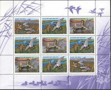 Russia Russian Federation 1992, Sc# 6092a MNH, ducks mini-sheet