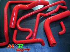 Red Silicone Heater Radiator Hose for HOLDEN VN VP VR VS V8 5.0L SS 304 NEW