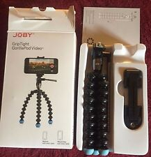 JOBY GRIP TIGHT GORILLAPOD VIDEO TRIPOD NEVER BEEN USED OR OUT OF BOX.......