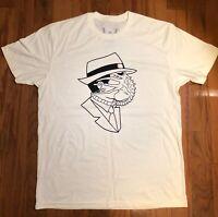 Alex Pardee Dick Tracy 'Dick Hugger' Aliens t-shirt (size L)
