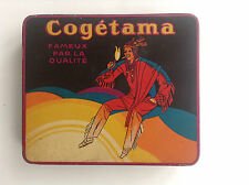Rare ancienne boite à cigares Cogétama TRES BON ETAT