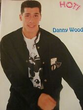 Danny Wood, New Kids on the Block, Jani Lane, Warrant, Full Page Vintage Pinup
