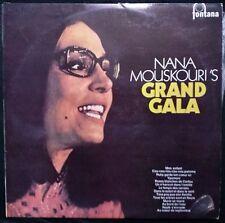 NANA MOUSKOURI'S GRAND GALA VINYL LP AUSTRALIA