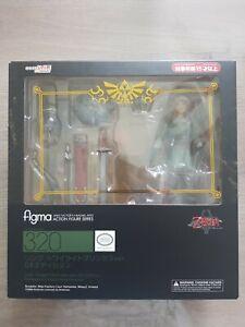 The legend of zelda twilight princess Figurine Figma Link Deluxe