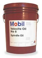 Mobil Velocite 6, Spindle Oil, 5 gal., 105482