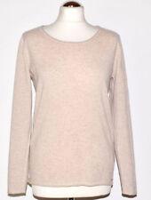 Langarm Damen-Pullover & -Strickware aus Kaschmir mit L