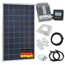 275W 12V/24V solar panel charging kit for motorhome,caravan,camper,boat,off-grid