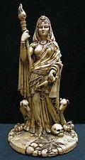 Hecate Hekate Triple Goddess Statue by Maxine Miller Bone Finish Figurine #10721